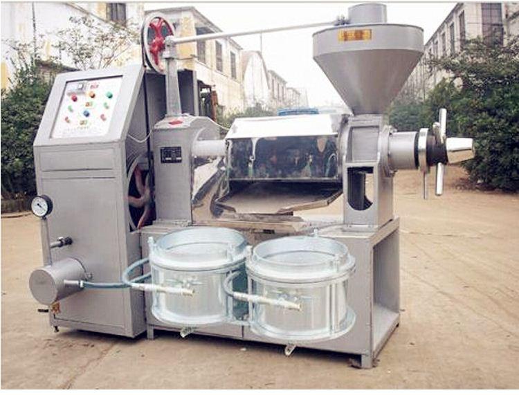 Máy ép dầu 6yl-150A (18,5KW) hinh anh 1