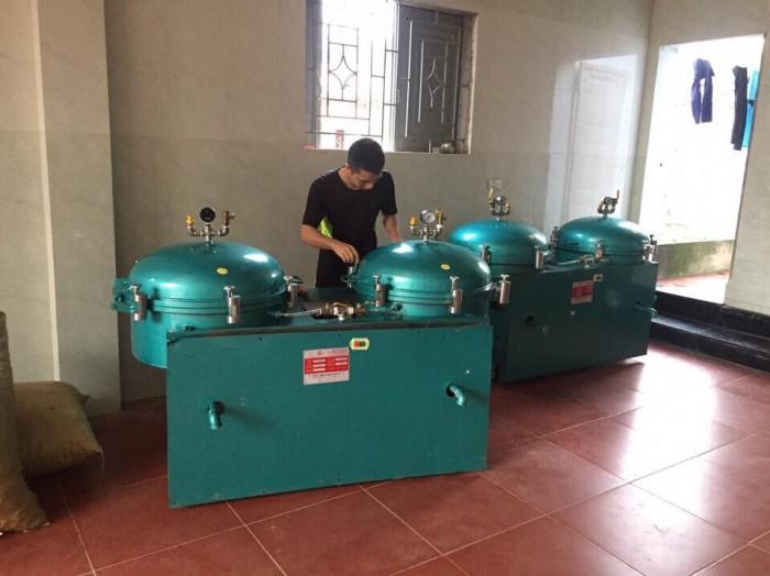 Bình lọc dầu khí nén YGLQ600x2 hinh anh 1