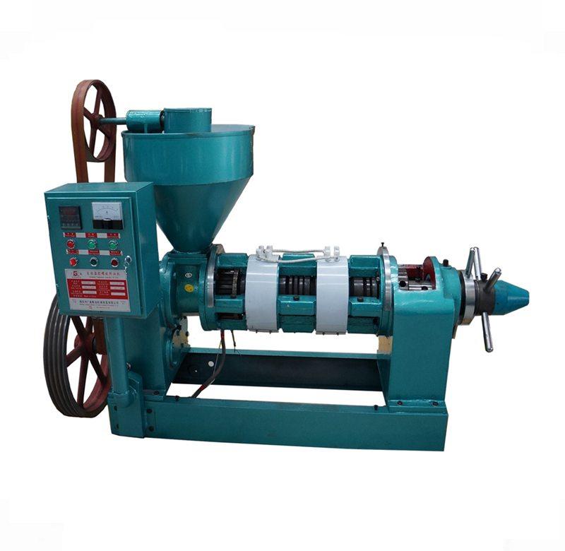 Máy ép dầu tự động điều khiển nhiệt độ Kusami KS-120WK hinh anh 1