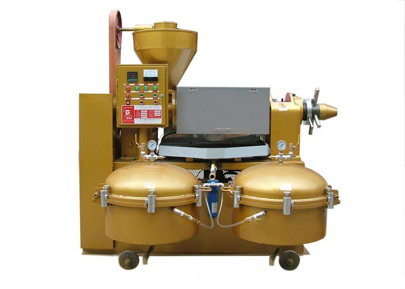 Máy ép dầu tự động Kusami KS-Q120 hinh anh 1