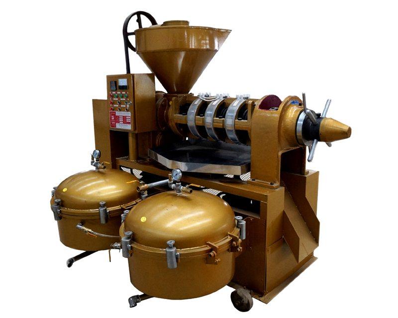 Máy ép dầu tự động Kusami KS-Q140 hinh anh 1