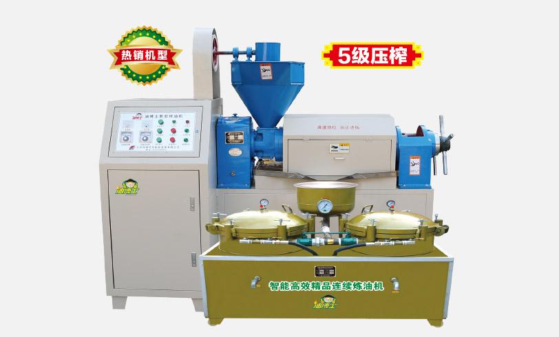 Máy ép dầu tự động Kusami KS-6YBS-Z180 hinh anh 1