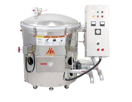 Máy lọc dầu thực phẩm Kusami KS-3000 hinh anh 1