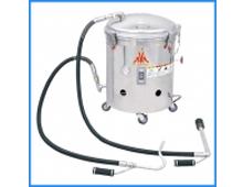 Máy lọc dầu thực phẩm Kusami KS-600 hinh anh 1