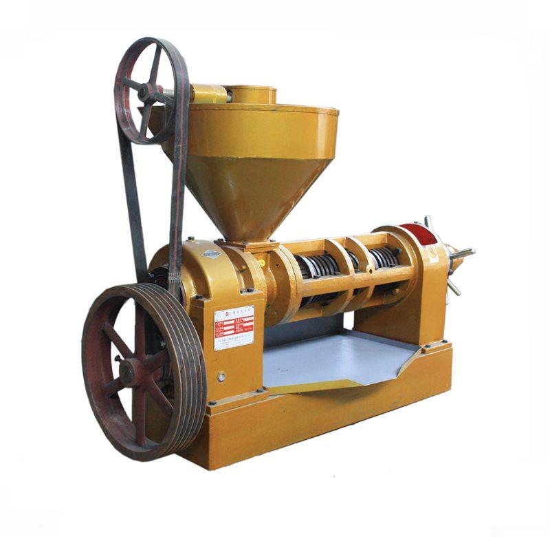 Máy ép dầu guangxin YZYX140 hinh anh 1