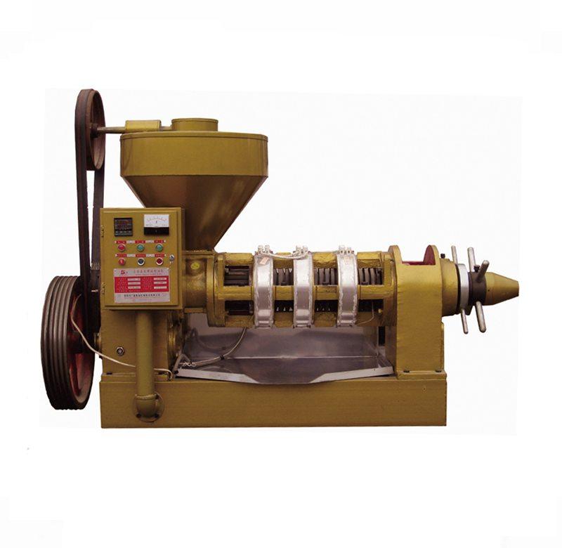 Máy ép dầu tự động guangxin YZYX140WK hinh anh 1