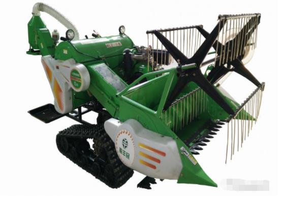 Máy gặt đập liên hoàn 4LZ-0.6 hinh anh 1