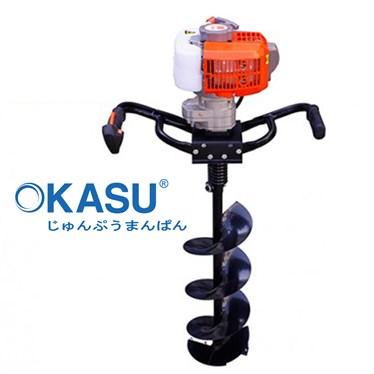 Máy khoan đất OKASU OKA-3WT300 hinh anh 1