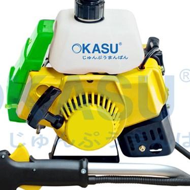 Máy cắt cỏ OKASU OKA-411 hinh anh 1