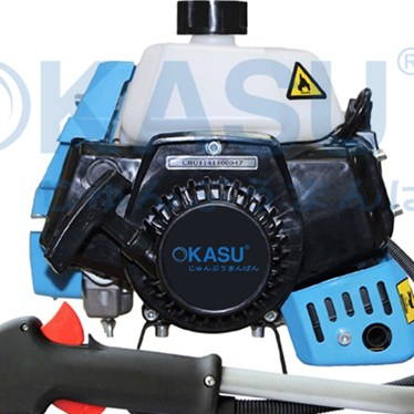 Máy cắt cỏ OKASU OKA-411X hinh anh 1