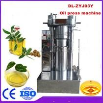 Máy ép dầu thủy lực thực vật DL-ZYJ03Y hinh anh 1