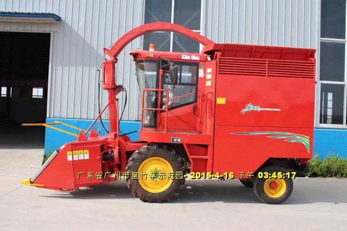 Máy cắt cỏ voi chuyên dụng OKASU hinh anh 1