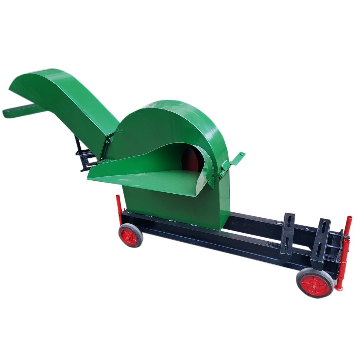 Máy băm cỏ công nghiệp 2008DD hinh anh 1