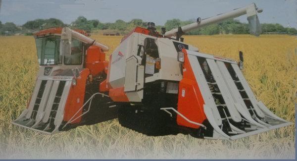 Máy gặt đập liên hợp Daedong DXM73GF hinh anh 1