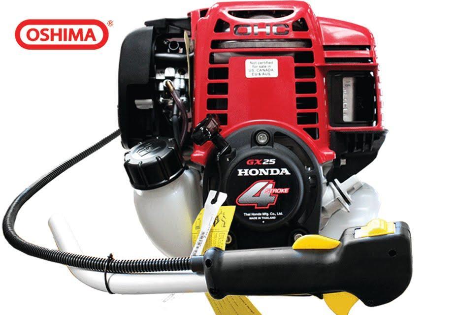 Máy cắt cỏ Oshima T-GX 25 Honda hinh anh 1