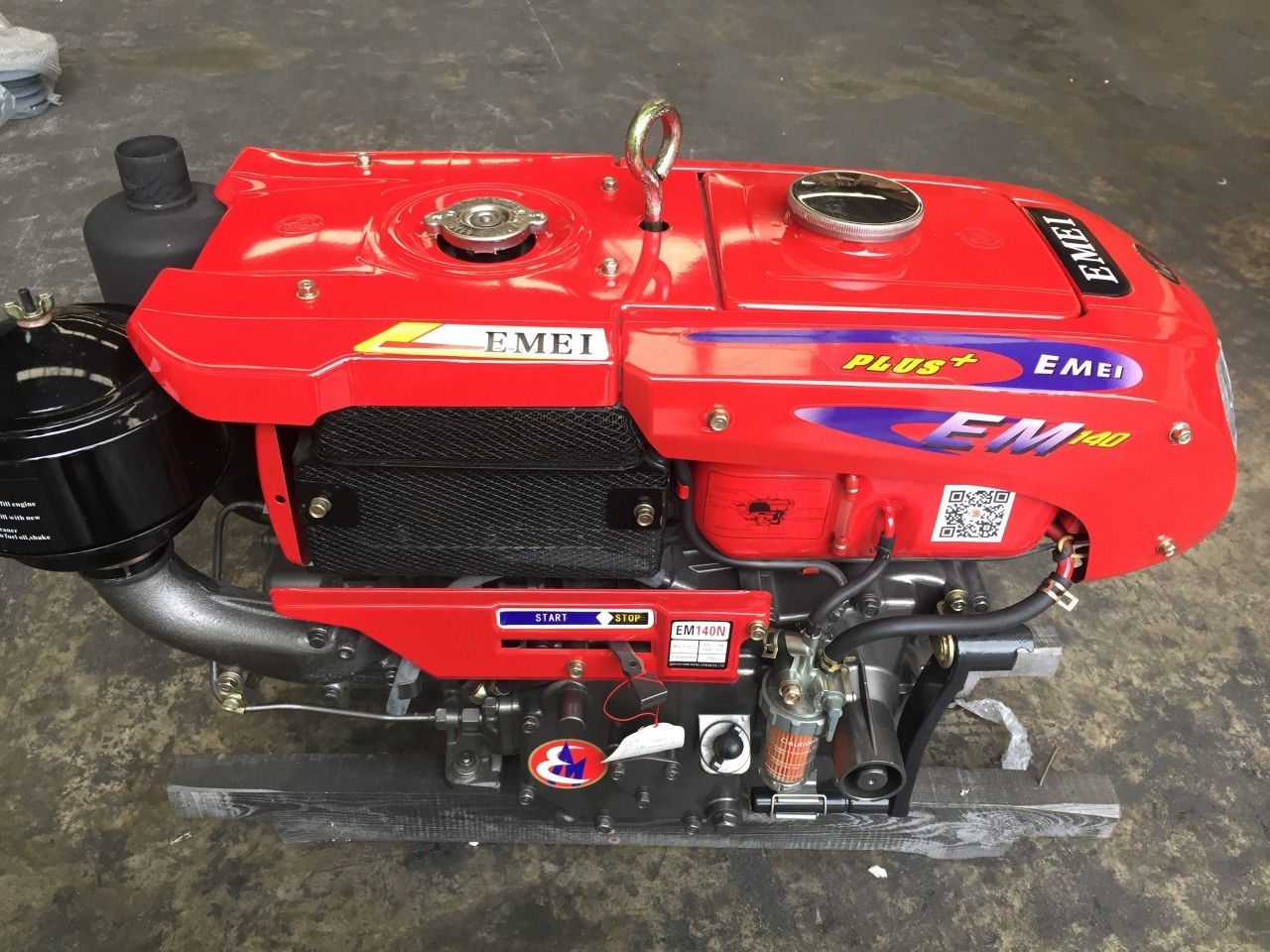 Động cơ diesel EM140N hinh anh 1