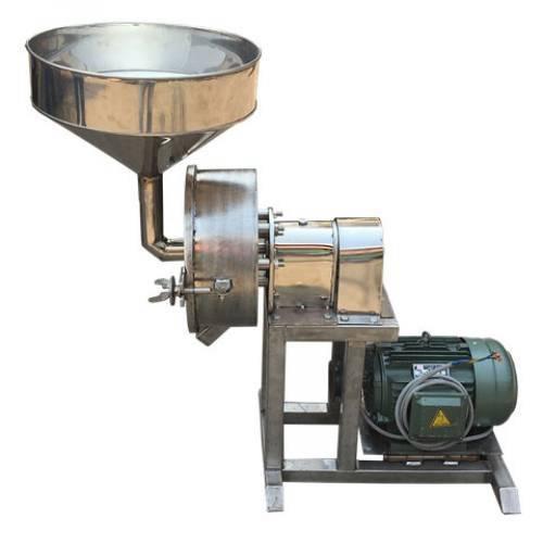 Máy nghiền bột nước Inox không động cơ TK-300 hinh anh 1