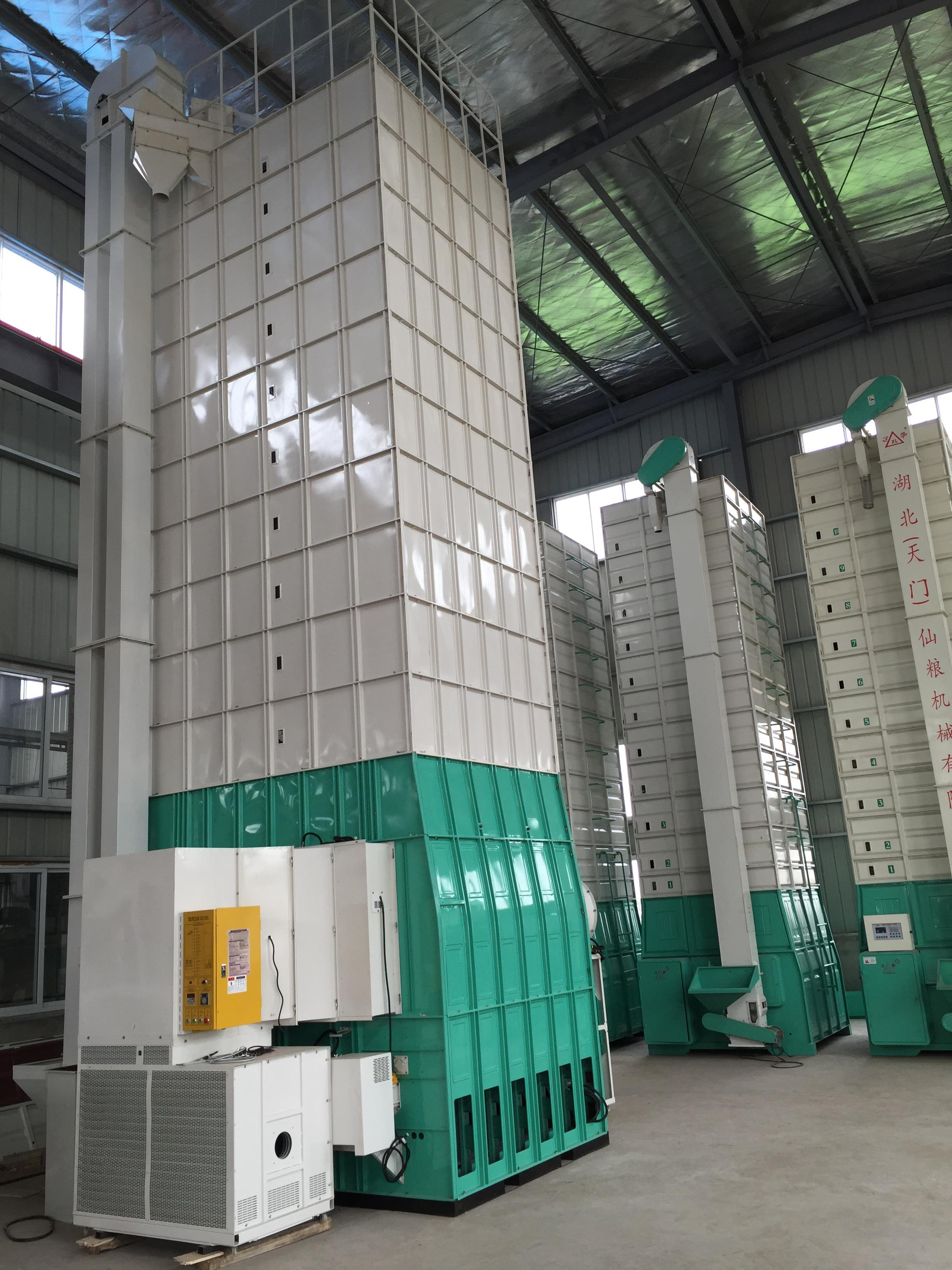 Máy sấy lúa 15-200 tấn / lô hinh anh 1