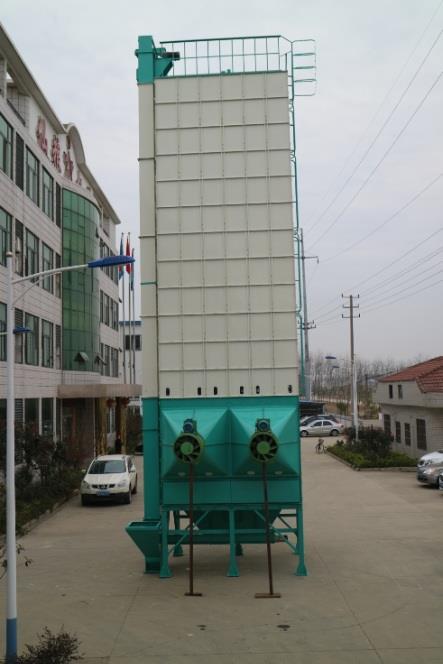 Máy sấy lúa tiết kiệm năng lượng hiện đại thương mại mới hinh anh 1