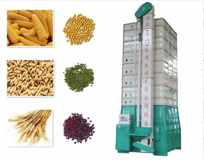 Máy sấy lúa Máy sấy cơ khí cho gạo hinh anh 1