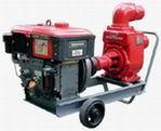 Máy bơm nước Honda HT-3D( 9.5HP) hinh anh 1