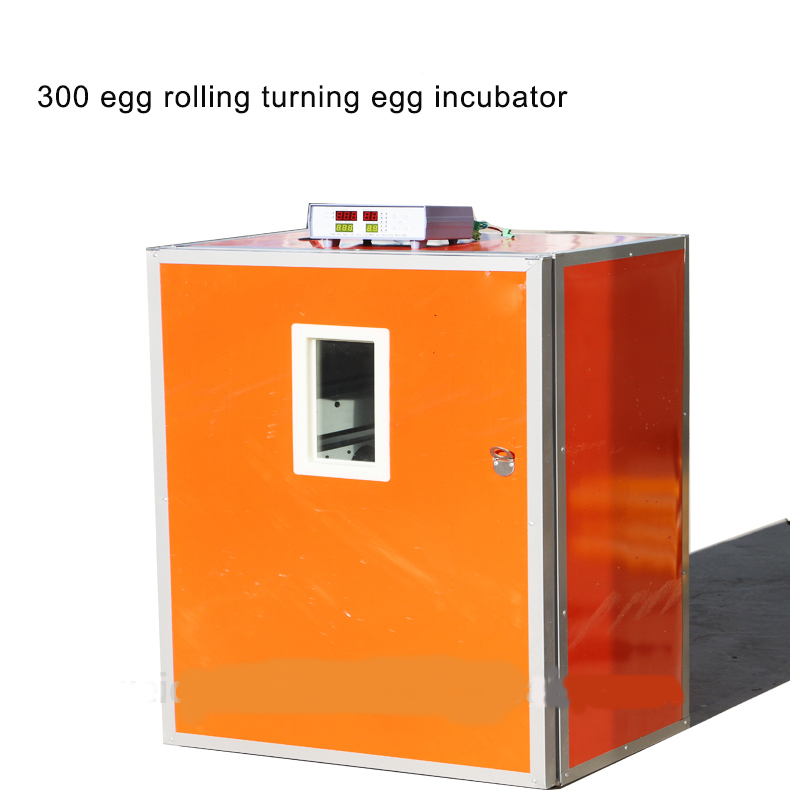 Máy ấp trứng gia cầm tự động Weiqian WQ-300 hinh anh 1