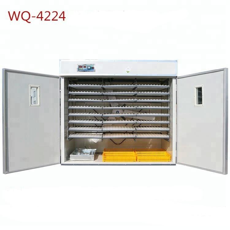 Máy ấp trứng gia cầm tự động Weiqian WQ-4224 hinh anh 1