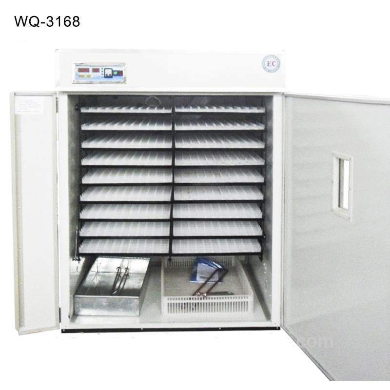 Máy ấp trứng gia cầm tự động Weiqian WQ-3168  hinh anh 1