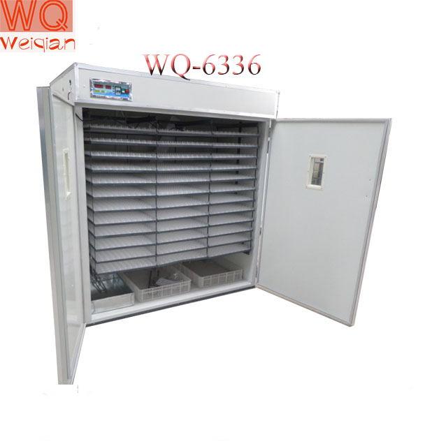 Máy ấp trứng gia cầm tự động WQ-6336  hinh anh 1