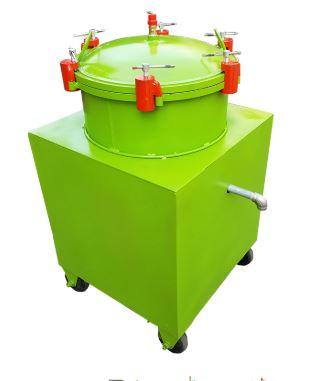 Máy ép dầu lạc đa năng ( Bộ lọc dầu) MED 02 hinh anh 1