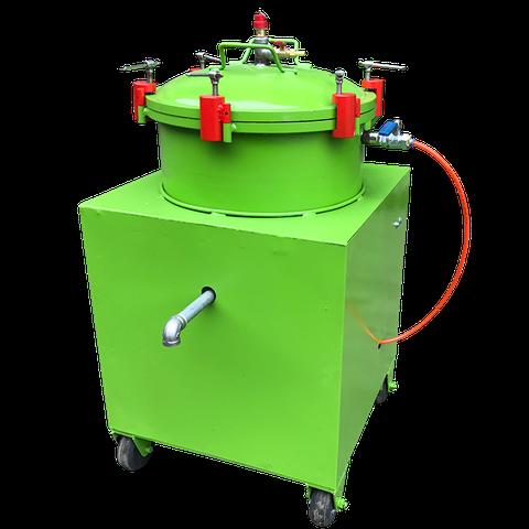 Máy lọc dầu MLD-02 hinh anh 1
