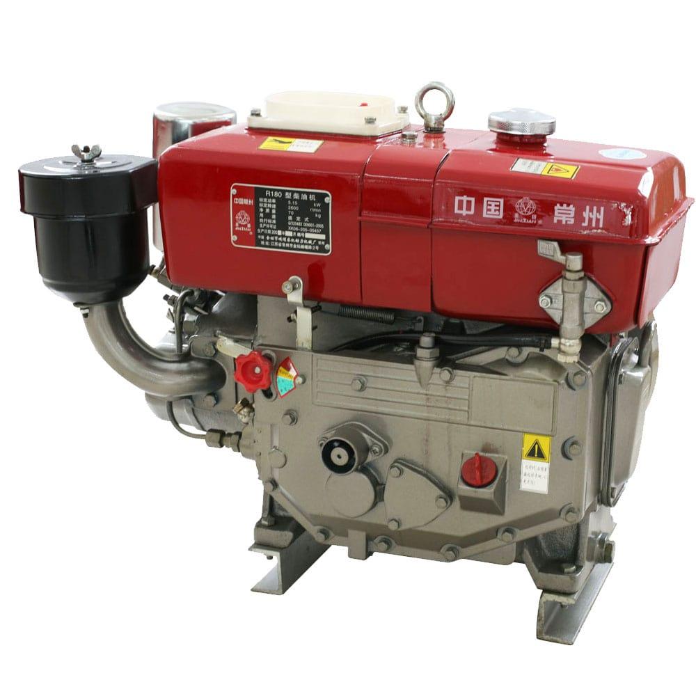 Máy nổ Diesel D15 mát nước hinh anh 1