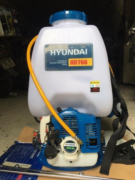 Máy Phun thuốc trừ sâu Hyundai HD768 hinh anh 1