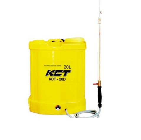 Bình Xịt Điện KCT 20D hinh anh 1