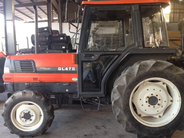 Máy cày Kubota GL-470 hinh anh 1
