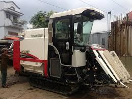 Máy gặt đập liên hợp Yanmar AG467 hinh anh 1