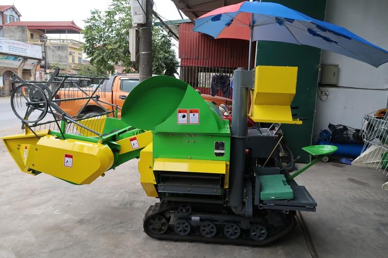 Máy gặt lúa mini thế hệ mới SCM 4LZ-1.3 hinh anh 1