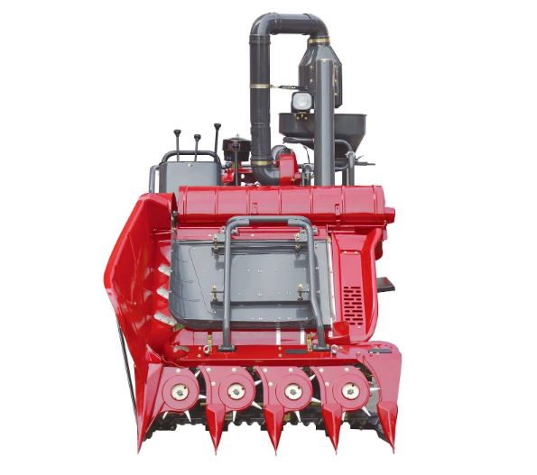 Máy gặt lúa mini lấy rơm Trung Quốc SCM -4LBZ110 hinh anh 1