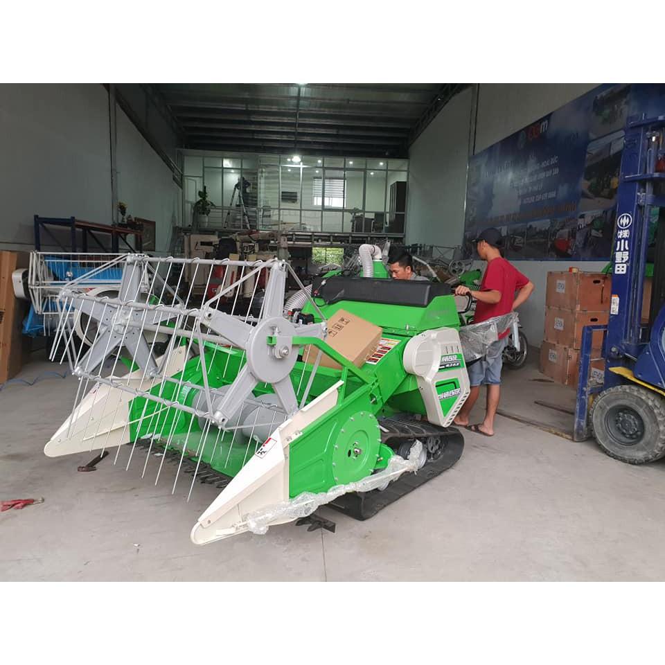 Máy gặt lúa liên hoàn Mini Shineray SCM 4LZ-0.9 hinh anh 1