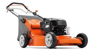 Máy cắt cỏ đẩy tay Husquavarna R 153S hinh anh 1