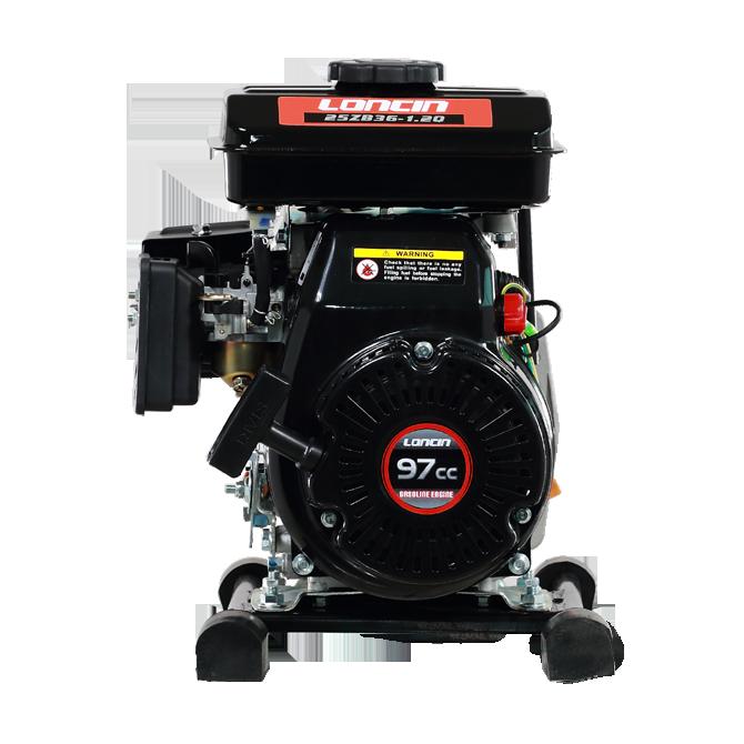 Máy bơm nước Loncin LC40ZB21-1.2Q ống 1.5'' hinh anh 1