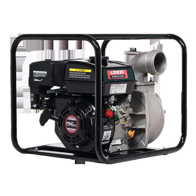Máy bơm nước Loncin LC80ZB35-4.5Q ống 3'' hinh anh 1