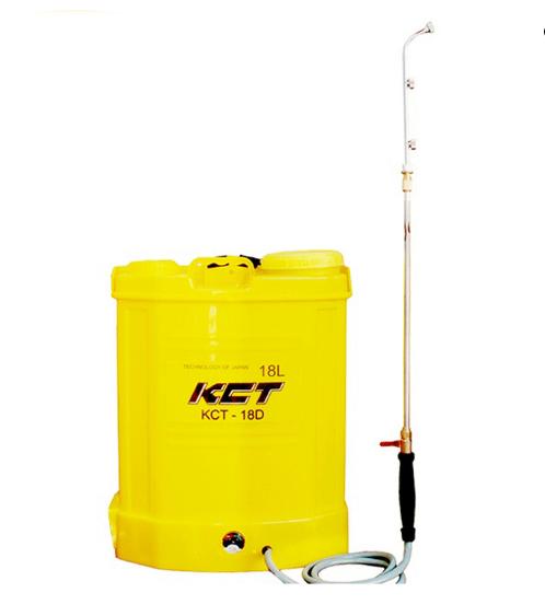 Bình xịt điện KCT 18D hinh anh 1