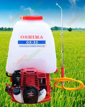 Bình xịt Oshima GX35 hinh anh 1