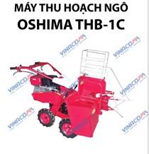 Máy thu hoạch bắp Oshima THB - 1C hinh anh 1
