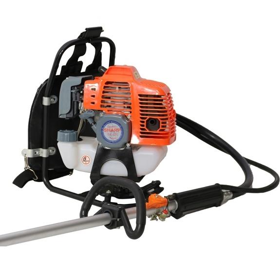 Máy cắt cỏ 2 thì Sharp SP-520 hinh anh 1