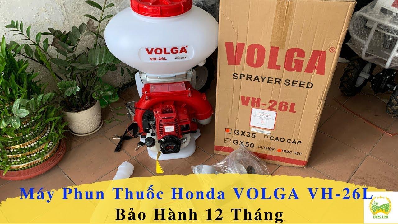 Máy phun thuốc Honda VH-26L hinh anh 1