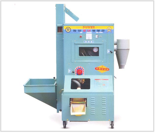 Máy xát gạo Hàn Quốc DONG YANG DK4000 hinh anh 1