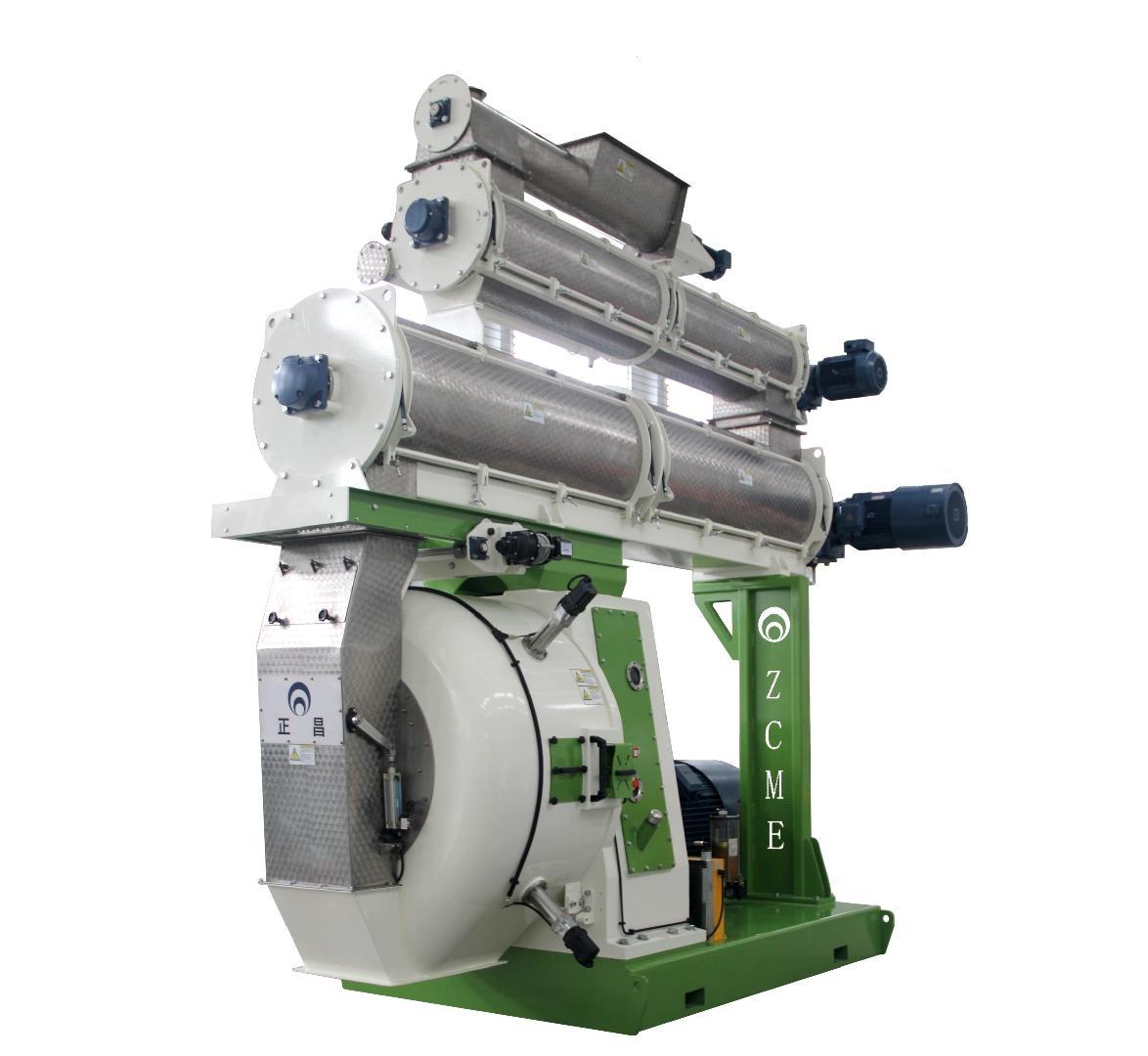 Máy nghiền viên có sản lượng lớn nhất SZLH1208 hinh anh 1