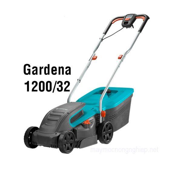 Máy Cắt Cỏ Chạy Điện Gardena 1200/32-05032-20 hinh anh 1